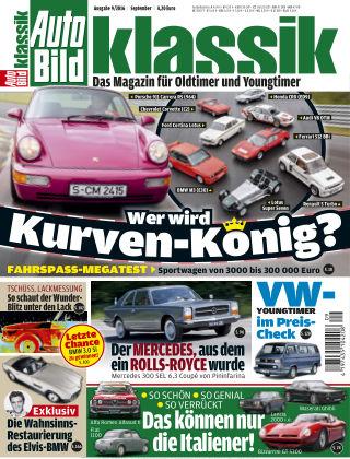 AUTO BILD KLASSIK NR.009 2016