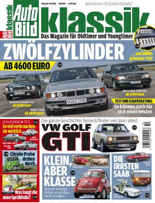 AUTO BILD KLASSIK NR.010 2016