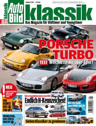 AUTO BILD KLASSIK NR.001 2017