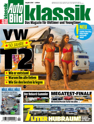 AUTO BILD KLASSIK NR.002 2017