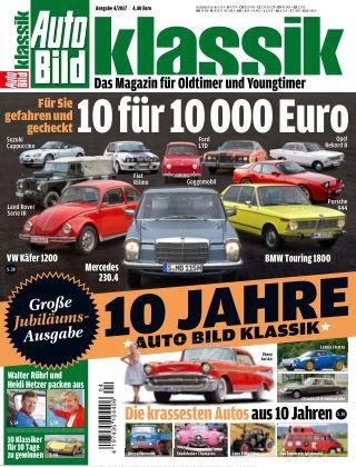 AUTO BILD KLASSIK NR.004 2017
