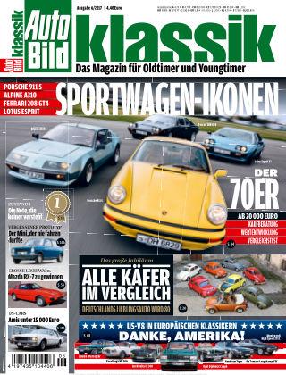 AUTO BILD KLASSIK NR.006 2017
