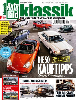 AUTO BILD KLASSIK NR.008 2017