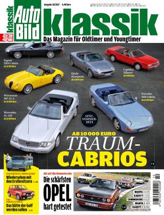 AUTO BILD KLASSIK NR.010 2017