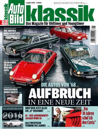 AUTO BILD KLASSIK NR.001 2018