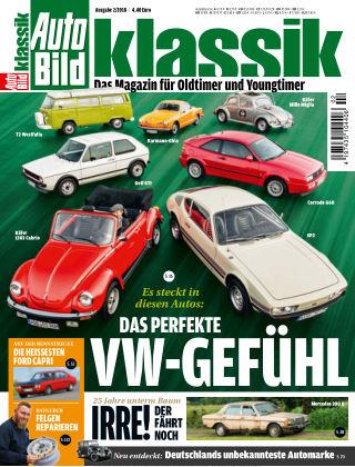 AUTO BILD KLASSIK NR.002 2018