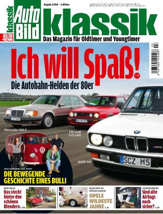AUTO BILD KLASSIK NR.003 2018