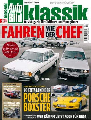AUTO BILD KLASSIK NR.005 2018