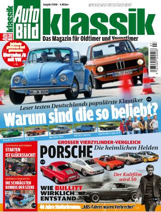 AUTO BILD KLASSIK NR.007 2018