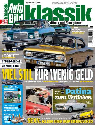 AUTO BILD KLASSIK NR.009 2018