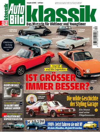 AUTO BILD KLASSIK NR.012 2018