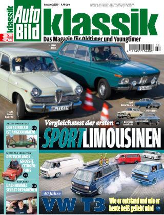 AUTO BILD KLASSIK NR.002 2019