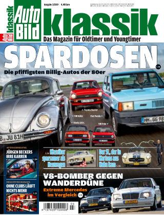 AUTO BILD KLASSIK NR.003 2019