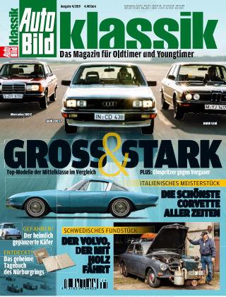 AUTO BILD KLASSIK NR.004 2019