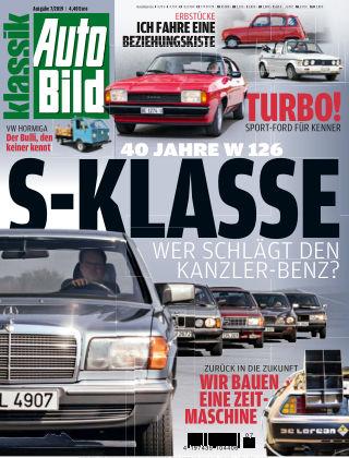 AUTO BILD KLASSIK NR.007 2019