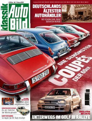 AUTO BILD KLASSIK NR.002 2020