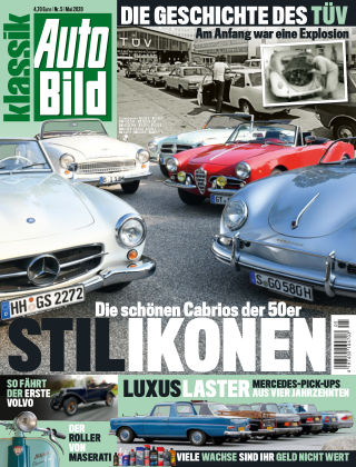 AUTO BILD KLASSIK NR.005 2020