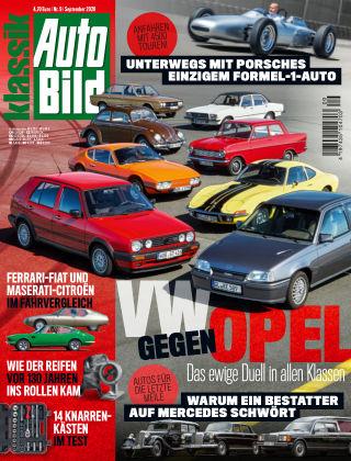AUTO BILD KLASSIK NR.009 2020