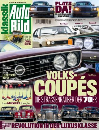 AUTO BILD KLASSIK NR.010 2020