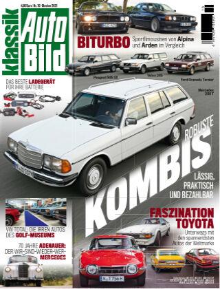 AUTO BILD KLASSIK NR.010 2021
