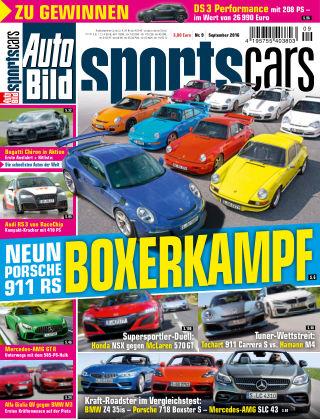 AUTO BILD Sportscars NR.009 2016