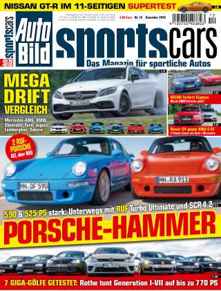 AUTO BILD Sportscars NR.012 2016