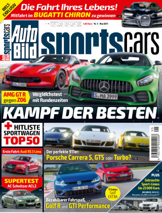 AUTO BILD Sportscars NR.005 2017