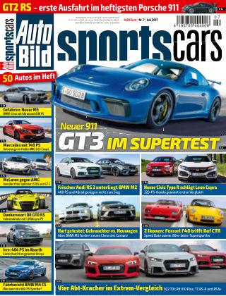 AUTO BILD Sportscars NR.007 2017