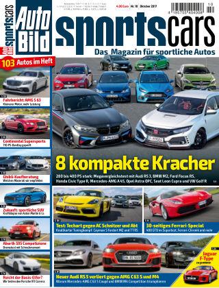 AUTO BILD Sportscars NR.010 2017
