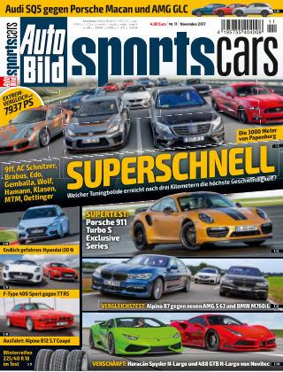 AUTO BILD Sportscars NR.011 2017