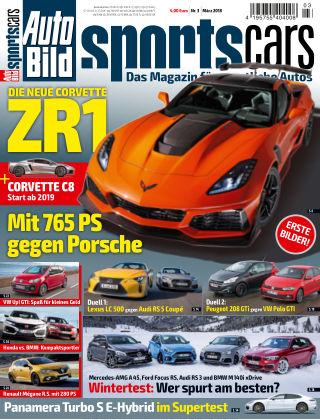 AUTO BILD Sportscars NR.003 2018