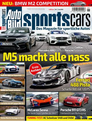 AUTO BILD Sportscars NR.006 2018