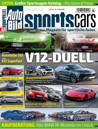 AUTO BILD Sportscars NR.003 2019