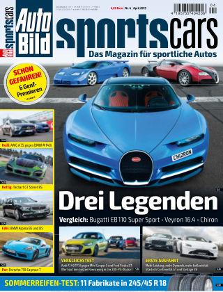 AUTO BILD Sportscars NR.004 2019
