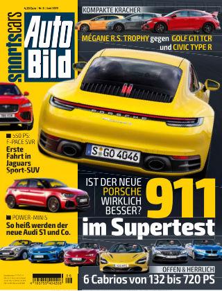 AUTO BILD Sportscars NR.006 2019