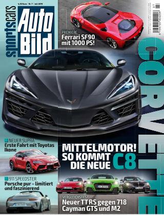 AUTO BILD Sportscars NR.007 2019