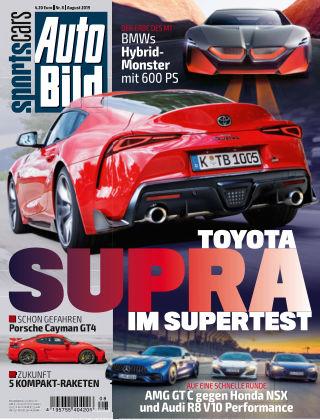 AUTO BILD Sportscars NR.008 2019