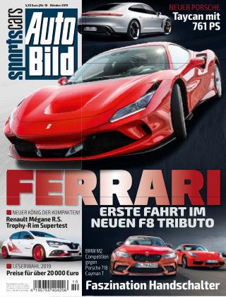 AUTO BILD Sportscars NR.010 2019