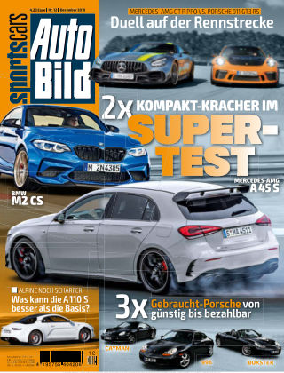 AUTO BILD Sportscars NR.012 2019