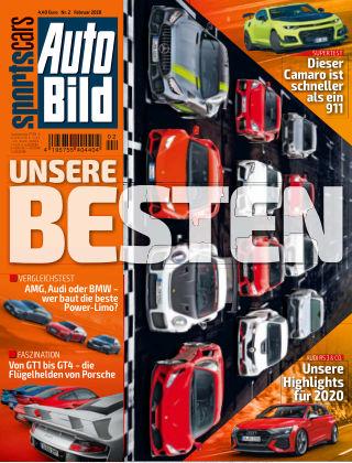AUTO BILD Sportscars NR.002 2020