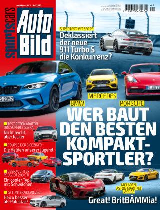 AUTO BILD Sportscars NR.007 2020