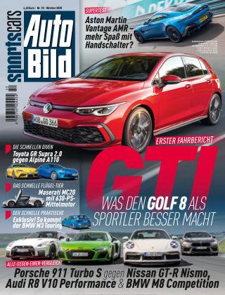 AUTO BILD Sportscars NR.010 2020