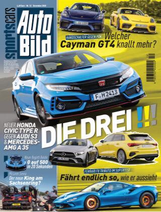 AUTO BILD Sportscars NR.012 2020