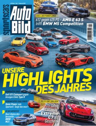 AUTO BILD Sportscars NR.002 2021