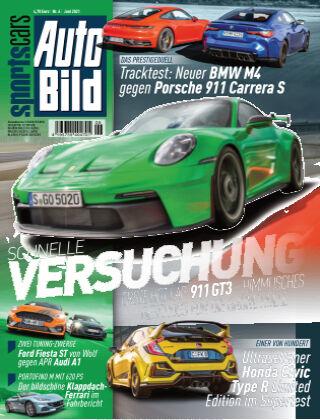 AUTO BILD Sportscars NR.006 2021