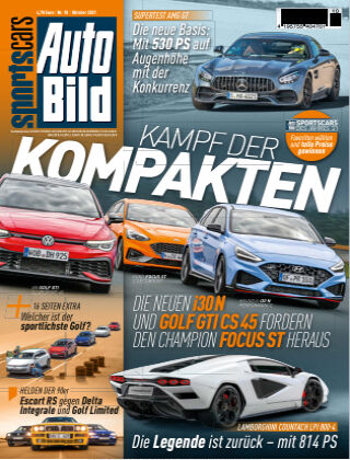 AUTO BILD Sportscars NR.010 2021