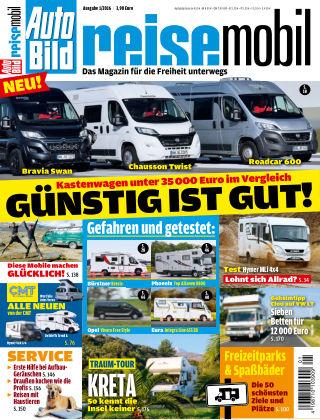 AUTO BILD reisemobil NR.001 2016