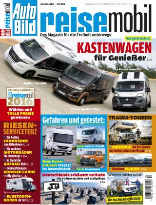 AUTO BILD reisemobil NR.003 2016