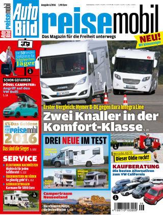 AUTO BILD reisemobil NR.006 2016