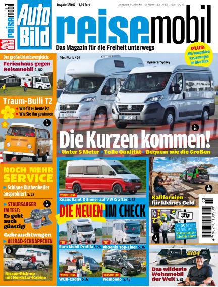 AUTO BILD reisemobil February 10, 2017 00:00